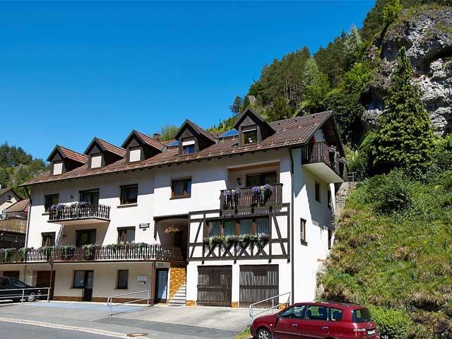 Gaestehaus, Ferienwohnung im Mariental in Pottenstein